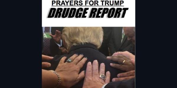 La Foto De Donald Trump Con Pastores Evangélicos Que Recorre EEUU.