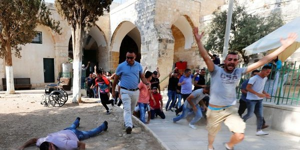 Jerusalém: Múltiples Enfrentamientos, Más De 40 Heridos Tras Regreso Masivo De Palestinos.