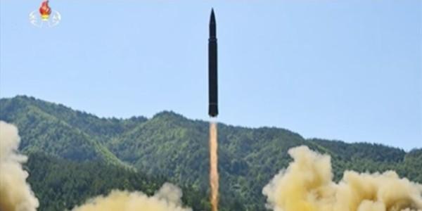 ÚLTIMA HORA: Corea Del Norte Anunció Que Lanzó Con éxito Un Misil Intercontinental