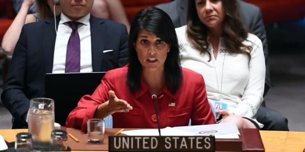 EE.UU. Exige Más Presión Contra Corea Del Norte Y No Descarta El Uso De La Fuerza.