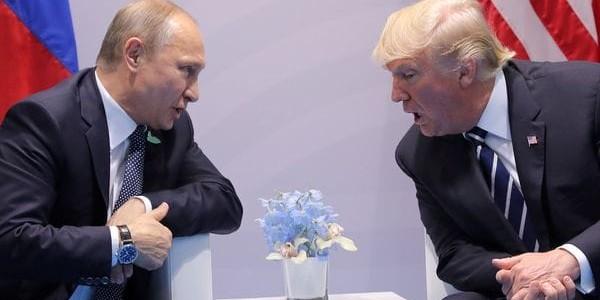 """Donald Trump Aseguró Que """"presionó Fuertemente"""" A Vladimir Putin Por La Interferencia De Rusia En Las Elecciones."""