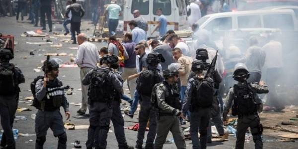VÍDEO: Los Violentos Disturbios árabes Llevan El Caos A Jerusalem.