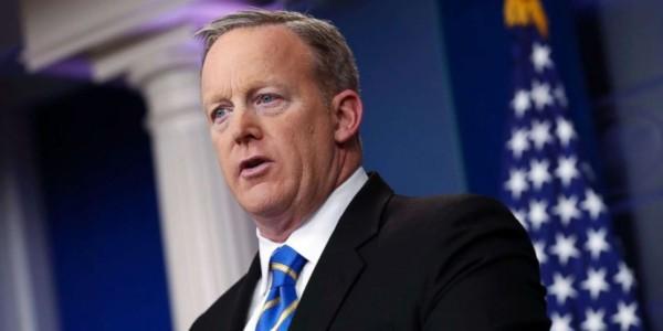 Renunció Sean Spicer, El Vocero De La Casa Blanca.