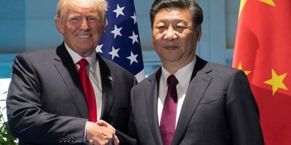 Donald Trump Discutió La Amenaza De Corea Del Norte Con El Presidente Chino En La Cumbre Del G-20