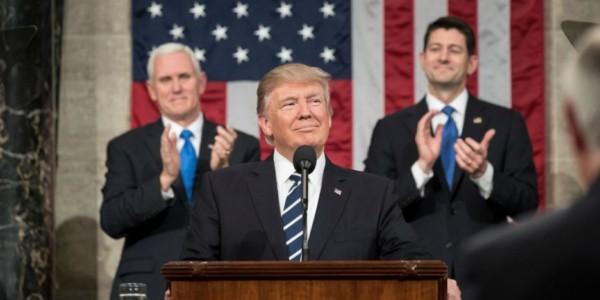 Trump Reveló Sus Intenciones Respecto Al TLCAN: Reducir El Déficit Comercial De EE.UU.