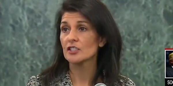 Estados Unidos Solicita Una Reunión Urgente Del Consejo De Seguridad.