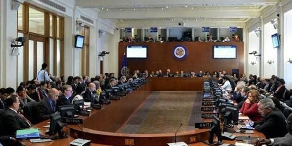 Un Grupo De 13 Países De La OEA Exigen A Maduro Suspender Constituyente.