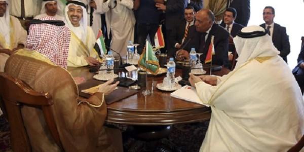 """Países árabes Presentan Nueva Lista De """"terroristas"""" Vinculados Con Qatar."""