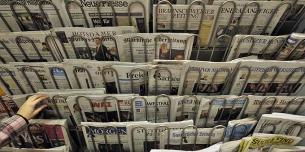 Un Estudio De La Universidad De Leipzig Denuncia La Parcialidad De La Prensa Alemana A Favor De Las Políticas Migratorias De Merkel.