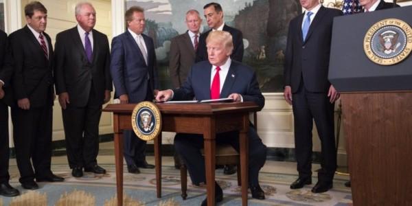 Trump Ordena Abrir Investigación A China Sobre Propiedad Intelectual.