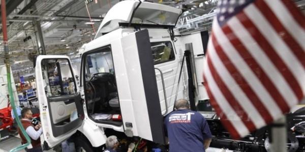 Crece 2.6% Economía De Estados Unidos En Trimestre.