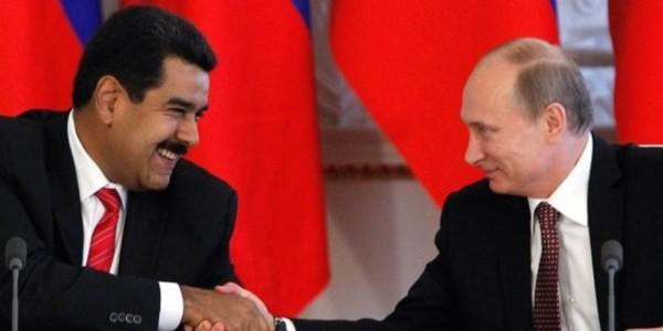 Sanciones De Trump Forzan A Maduro A Buscar Ayuda De Rusia, China, India E Irán.