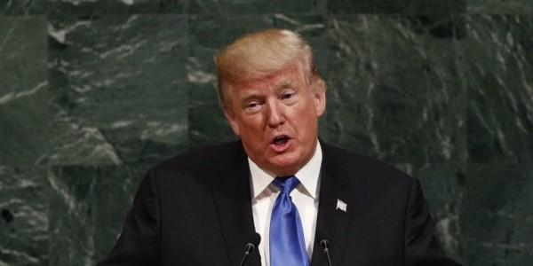 Trump Ofrece Apoyo Al Pueblo Mexicano Tras Fuerte Terremoto De 7.1 Grados.