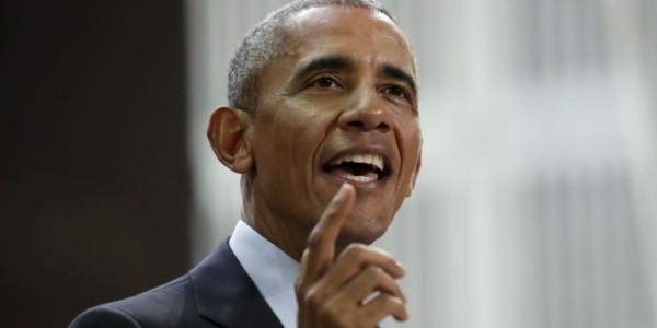 Obama Ignora Las Deficiencias Y Defiende ObamaCare.