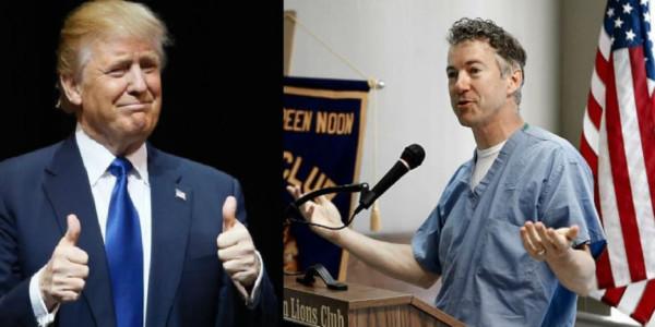 Trump Rompe El Esquema Político Y Respalda Reforma De Salud Que Debilita Monopolios.
