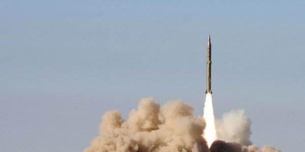 El Régimen De Irán Ensayó Un Nuevo Misil De 2.000 Km De Alcance En Desafío A Trump.