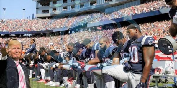 """Trump: """"NFL Debe Respetar La Bandera Y El Himno Nacional De EU"""""""