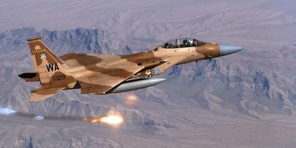 Israel Bombardea Un Centro De Armas Químicas En Siria.