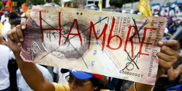 ONU: El Hambre Y La Desnutrición Alcanzaron A 4,1 Millones De Venezolanos.