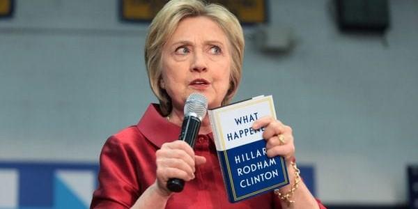 Hillary Clinton Culpa A Todo Y A Todos Por Su Derrota En Las Elecciones Del 2016