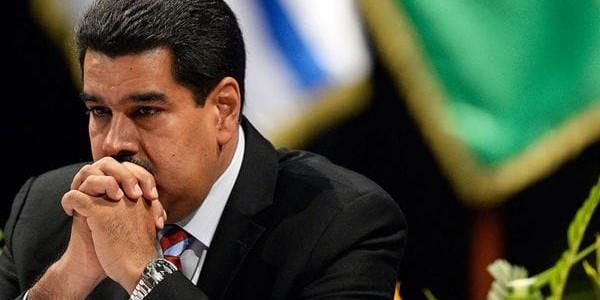 El Tesoro De EEUU Ordenó Redoblar Los Controles Ante Operaciones De Lavado Y Corrupción Del Régimen De Nicolás Maduro.