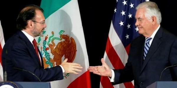 Estados Unidos Ofrece Ayuda A México Tras Terremoto Y Huracán.