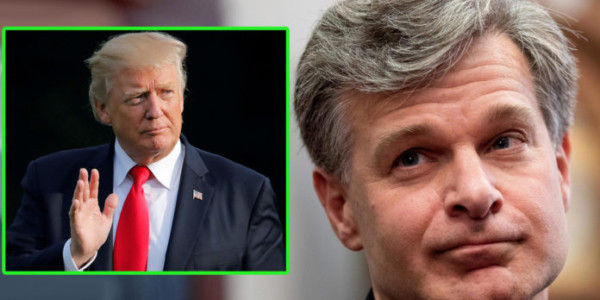 Director Interino Del FBI DESTRUYE Las Fantasías De Los Liberales; Dice Que Trump NO Es Culpable.