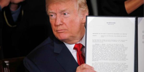 Trump Declara Emergencia Nacional De Salud Por Crisis De Opioides.