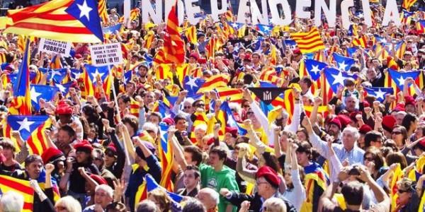 En Una Votación Secreta, Cataluña Proclamó Su Independencia De España.