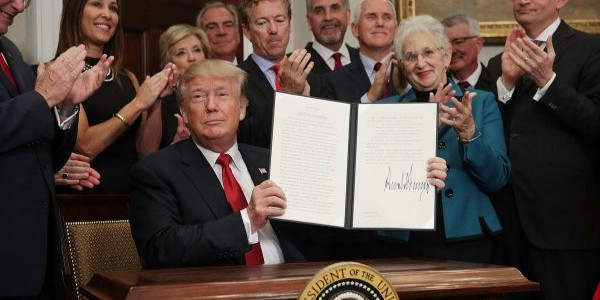 La Orden Ejecutiva De Salud Del Presidente Trump.