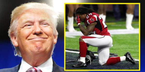 Trump Vuelve A GANAR Contra Los Manifestantes De La NFL Y Sus Ratings Están EMPEORANDO.