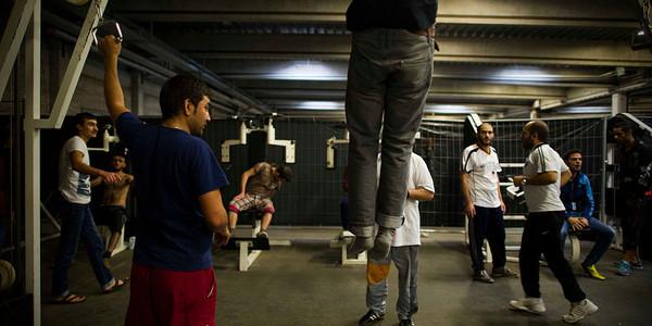 Alemania: Espiral De Violencia En Los Centros De Refugiados.