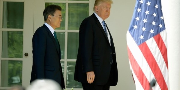 """EEUU Y Corea Del Sur Acordaron """"forzar La Desnuclearización Norcoreana A Cualquier Costo"""""""