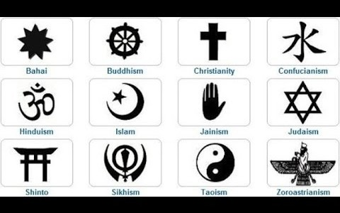 Las 10 Religiones Más Seguidas En El Mundo. Datos Actualizados.