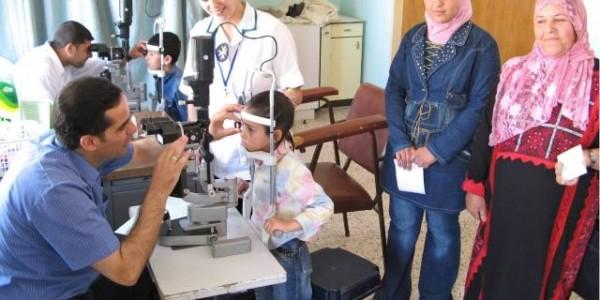 Esta Noticia No La Verás En Los Medios: Decenas De Palestinos No Son Ciegos Gracias A Israel.