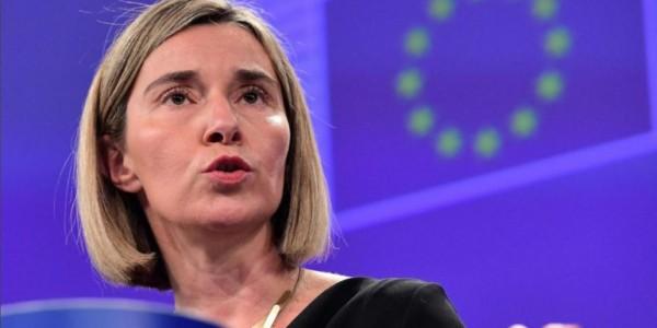 Los Países De La Unión Europea No Trasladarán Sus Embajadas A Jerusalén.