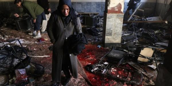 Más Terrorismo Del Estado Islámico: Decenas De Muertos Y Heridos En Afganistán.