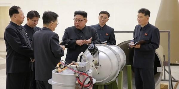 """EEUU Y Rusia Coincidieron En Que Es """"urgente"""" Comenzar Un Proceso """"negociador"""" Sobre Corea Del Norte."""