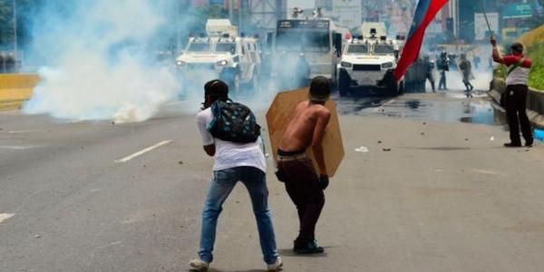 Informe De HRW Sobre Venezuela Denuncia Represión Jamás Vista.