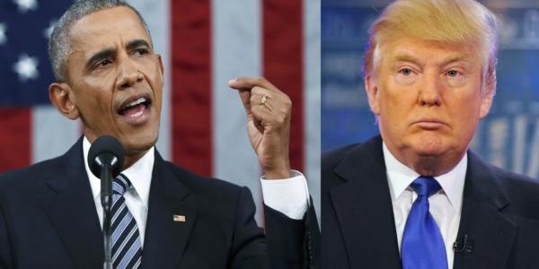 La Economía De EEUU: Los Primeros 11 Meses De Trump Y Obama.