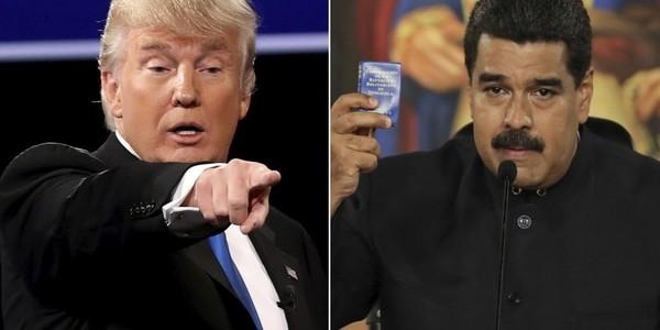"""Estados Unidos Acusó A Nicolás Maduro De Consolidar El Poder En Su """"dictadura Autoritaria"""""""