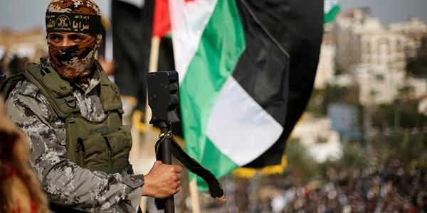 Los Terroristas De La Yihad Islámica Llamaron A Los Palestinos A Unirse Contra Donald Trump.