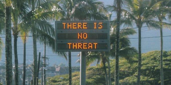 El Gobernador De Hawái Explica Por Qué Fue Enviada La Falsa Alerta De Un Misil Balístico.