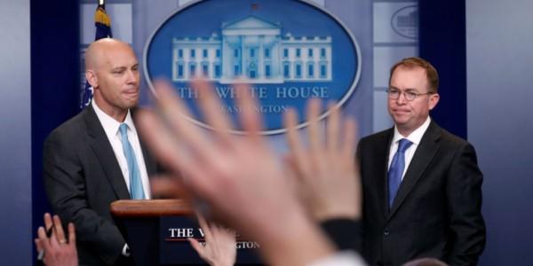 """Casa Blanca: """"No Tiene Sentido"""" Cerrar El Gobierno Por DACA."""