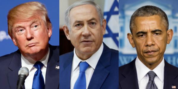 Obama, Trump Y Natanyahu Entre Los Más Admirados En Estados Unidos.