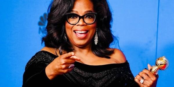 Tras Su Discurso En Los Globos De Oro, La Fortuna De Oprah Winfrey Creció Más De USD 40 Millones.