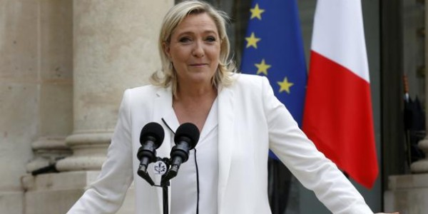 """Marine Le Pen: """"Los Autores Del Acoso En La Calle Son Inmigrantes Que Importan Una Cultura De Desprecio A Las Mujeres Francesas"""""""