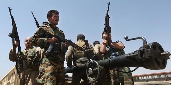 Milicias Kurdas Anunciaron La Creación De Una Fuerza De 30 Mil Hombres Con Apoyo De EEUU Para Hacer Frente A Siria, Turquía E Irak.