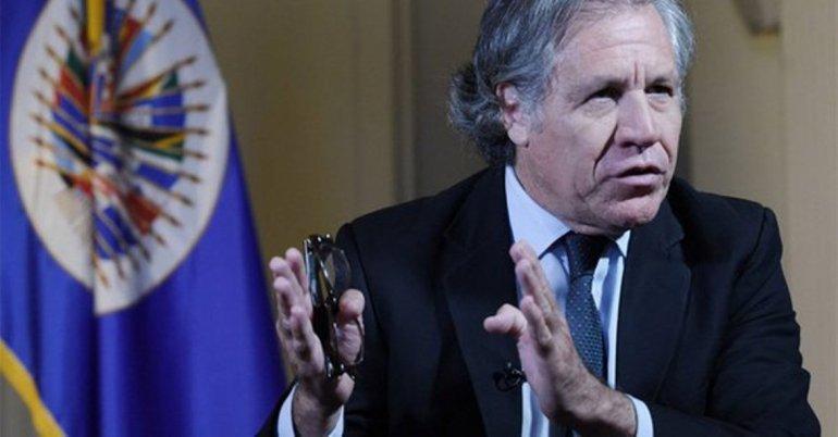 """OEA: """"Venezuela Es Una Amenaza Para La Paz Y La Seguridad Internacional"""""""
