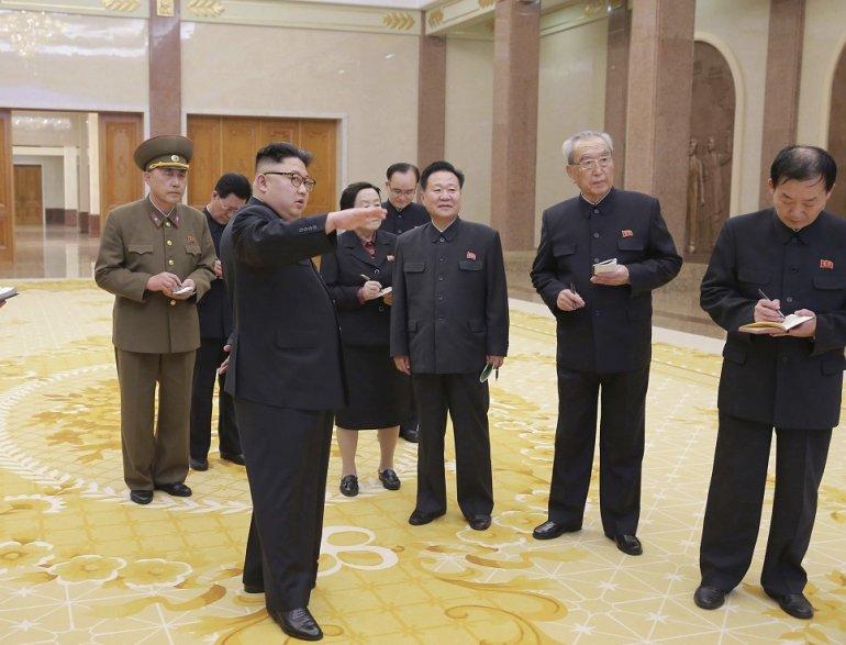 EEUU Sanciona A 27 Empresas Y 28 Buques Que Cooperan Con Corea Del Norte.